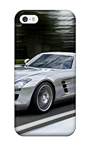 Series Skin Case Cover For Iphone 5/5s(mercedes Sls Amg 23)