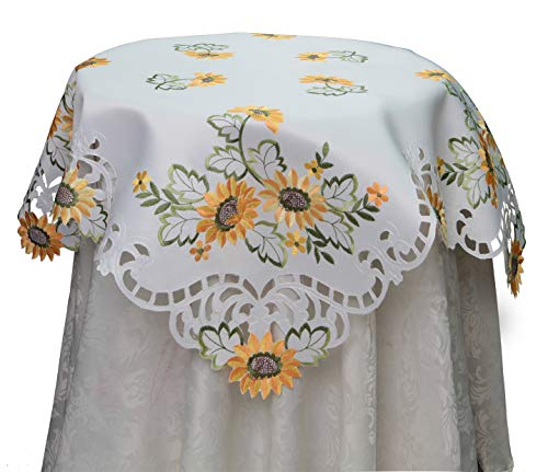 Buy square table topper 36 inch