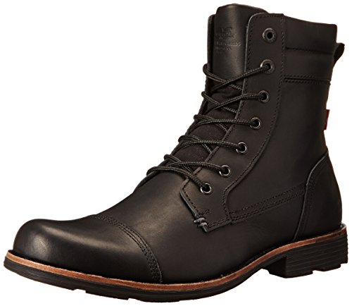 Levis Mens Lex Lace Up Boot