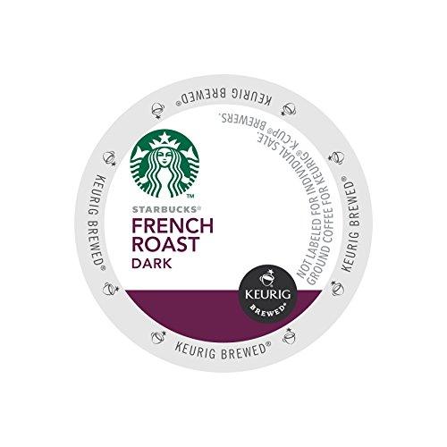 Starbucks French Roast KCups 24ct