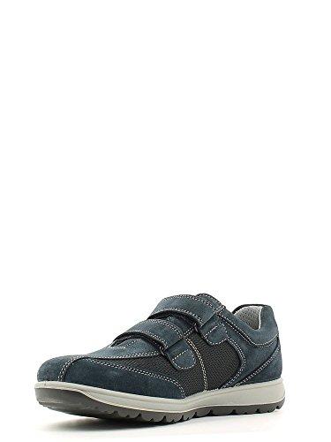 Enval 5884 Chaussure Classique Homme Bleu 45