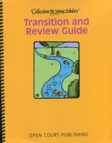 Transition and Review Guide (Collections for Young Scholars)