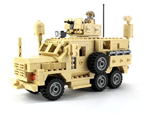 Battle Brick JERRV MRAP Joint EOD Rapid Response Vehicle Custom Set