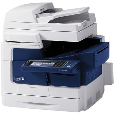 Xerox Colorqube 8900X Solid Ink Multifunction Printer . Color . Plain Paper Print . Desktop . Copier/Fax/Printer/Scanner . 44 Ppm Mono/44 Ppm Color Print . 2400 Dpi Print . 20 Ipm Mono/20 Ipm Color Copy (Iso) . Touchscreen . 600 Dpi Optical Scan . Automat