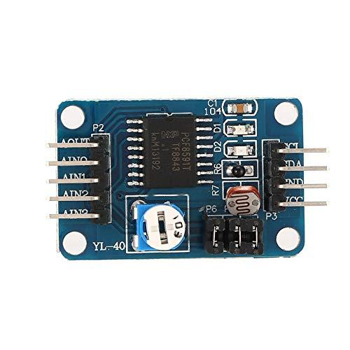 Lynn025Keats PCF8591 AD//DA convertidor Digital anal/ógico M/ódulo de Conversi/ón Digital a Anal/ógica