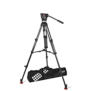 Sachtler Ace XL Tripod System with CF Legs and Mid-Level Spreader (75mm Bowl) (B073HQWVYQ) | Amazon price tracker / tracking, Amazon price history charts, Amazon price watches, Amazon price drop alerts