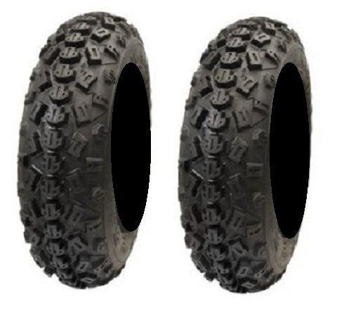 Pair Tech Front 20x6 10 Tires