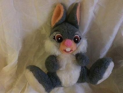 Bambi THUMPER Rabbit Plush Stuffed Animal 9