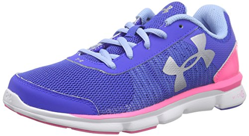 Under Armour Girls Grade School UA Micro G Speed Swift Running Shoes 3.5 TEAM ROYAL by Under Armour