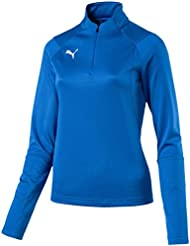 PUMA Womens Liga Training 1/4 Zip Top W