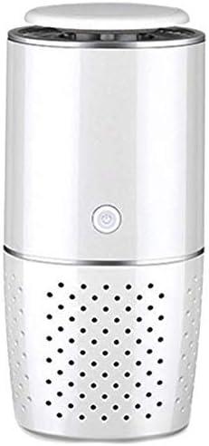 DHINGM Purificador de aire, filtro real 3 en 1, removedor de olores de mascotas de hollín, filtro de aire en la oficina de la habitación del hogar, iluminación nocturna equivalente y opcional,
