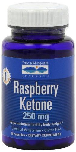 Cétone framboise 250 mg - 30 capsules