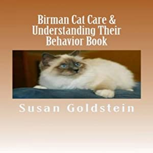 Birman Cat Care & Understanding Their Behavior Book Audiobook