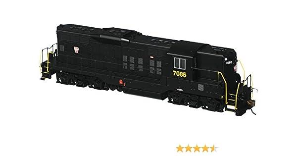 HO Scale DCC EQUIPPED GP9 PENNSYLVANIA Locomotive Bachmann New 62808 PRR