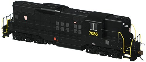 Gp9 Diesel Locomotive - Bachmann Industries PRR 7085 EMD GP9 Diesel Locomotive Car