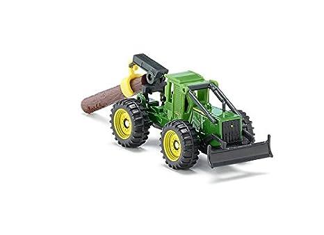 Amazon com: John Deere 848h 3-inch Skidder: Toys & Games
