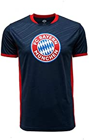 ELEVEN VS 11 Men's Munich Short Sleeve Soccer Tee with FC Style Sports De