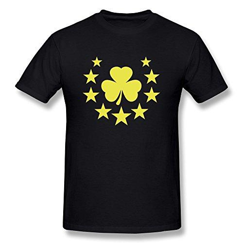 FZLB Men's Deluxe T-Shirt Small Black
