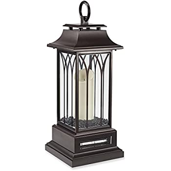 Amazon Com Duraflame Lantern Infrared Heater Bronze