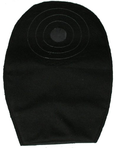 Odor Containment Ostomy Pouch Cover