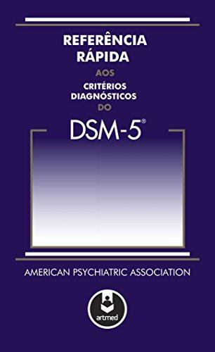 Referência rápida aos critérios diagnósticos do DSM-5
