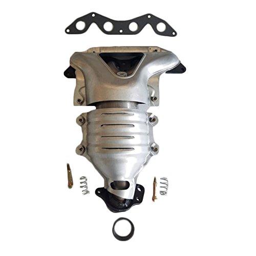 02 civic catalytic converter - 2