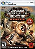 Image of Brand New Remington Super Slam Hunting: Africa Pc (Rated: RP) (Works With: WIN XP,VISTA)