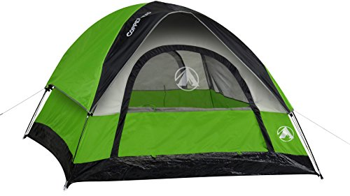 GigaTent Copperhead Family Dome Tent Sleeps 3 - 7×7' ()