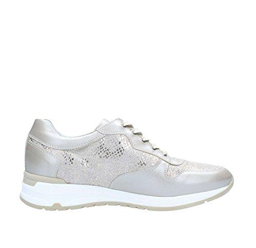 Nero Giardini Donna P805052d Sneakers Ecru 6Bqxgz6rw