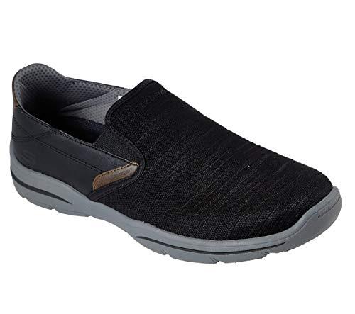 Harper Driving Skechers Merson Loafer Style Black Men's OtWwq5S