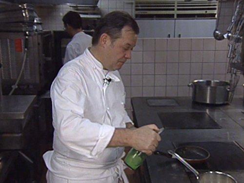 Chefs: Philippe Legendre, Jean-Pierre Billoux and David -