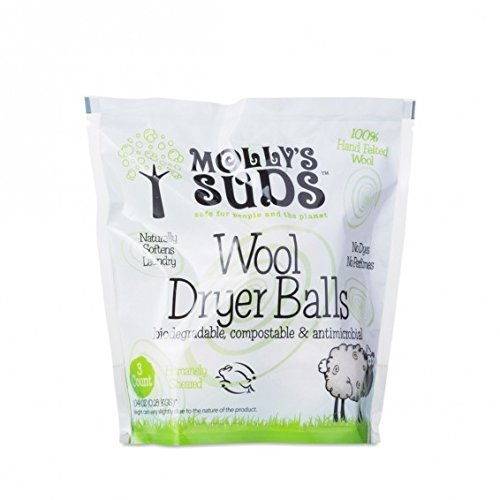 100% Wool Dryer Balls by Molly's ()