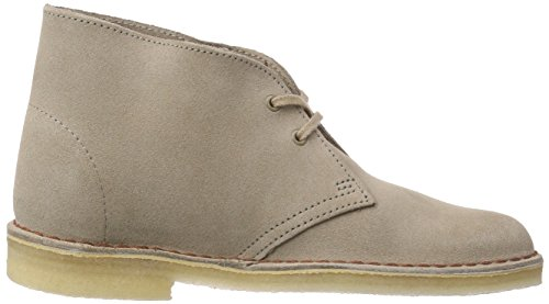 Clarks Originals Desert Boot    - Botas Desert Boots para mujer Beige (Sand)