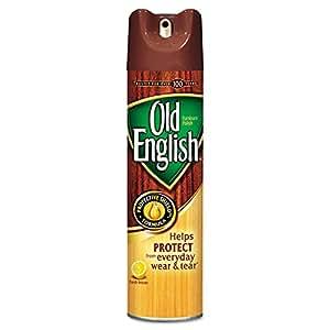 Amazon Com Old English Furniture Polish Spray Lemon 12