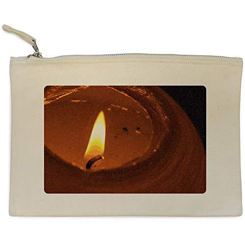 Accessoires Allumée' cl00005043 Azeeda 'bougie Étui En À Toile Pochette 4f0qfg5w