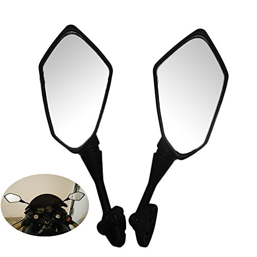 F4i Mirrors For Honda Cbr 600 F4 F4i Rear View Mirror 1999 2000 2001 2002 2003 2004 2005 2006