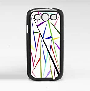 Colorful Abstract Pattern Hard Snap on Phone Case (Galaxy s3 III)