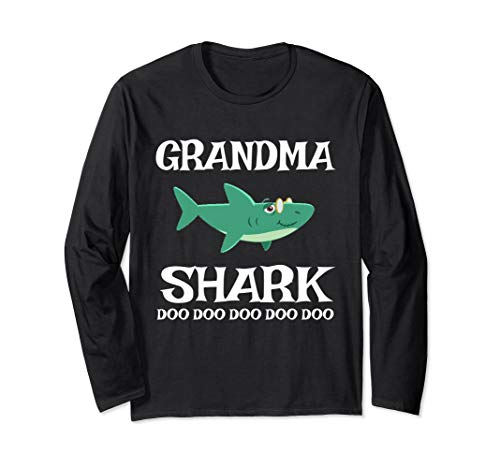 Grandma Shark Shirt - Family Matching Shirts