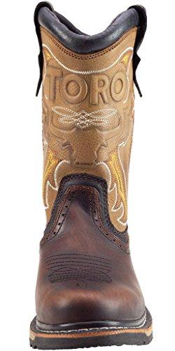 "Toro Menns Trr1 10"" Arbeid Boot Brown"