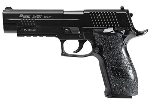 Bullets Pistol - Sig Sauer P226 X-Five CO2 Airgun Pistol, Black, 0.177