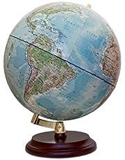 Magellan Vasa wereldbol modern houder zonder meridiaan