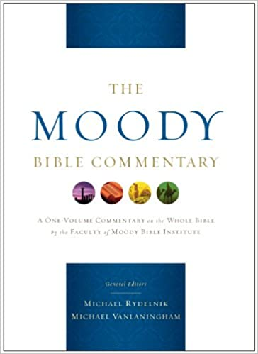 11728dfa2239 The Moody Bible Commentary  Michael Rydelnik