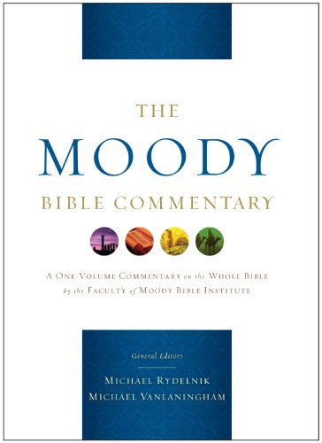 Books : The Moody Bible Commentary