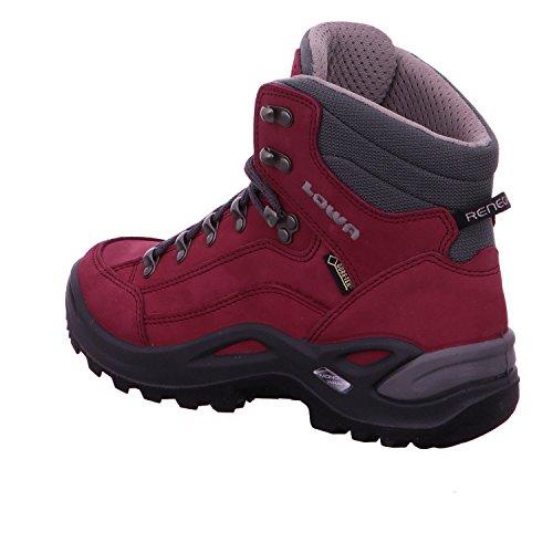 Lowa Renegade GTX Mid (310945-4285) - Scarponcini da trekking, (baie), 40