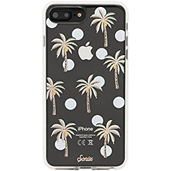 online store 73cae e8e4e Sonix Bora Bora (Palm Trees) Clear Coat Cell Phone Case - Drop Test  Certified - Sonix Clear Case Series for Apple iPhone 6 Plus, 6s Plus, 7  Plus, 8 ...