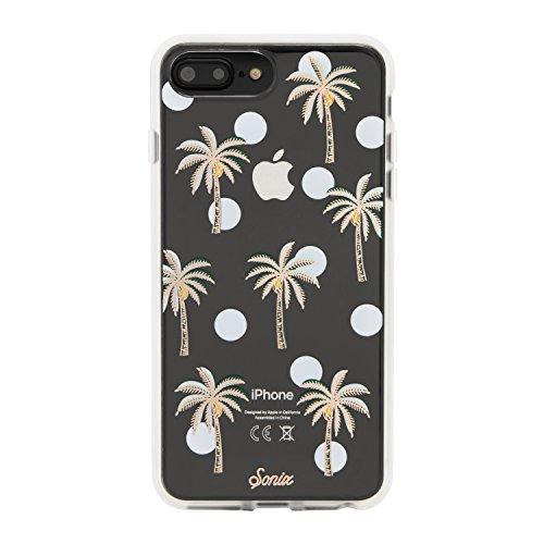 iPhone 8 PLUS, 7 PLUS, 6 PLUS, Sonix BORA BORA (palm trees) Clear Coat Cell Phone Case - Drop Test Certified - Sonix Clear Case Series for Apple (5.5