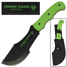 The Hunted Biohazard Zombie Killer Tracker T-3 Knife