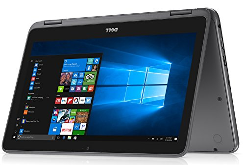 Buy Dell 2018 Newest Lightweight Inspiron 11.6 Touchscreen 2 in 1 Laptop PC AMD A6-9220e Processor ...