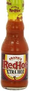 Frank's RedHot Xtra Hot Sauce: 5 OZ