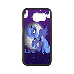 My Little Pony Samsung Galaxy S6 Cell Phone Case White DIY Gift xxy002_0357228